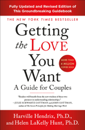 Getting the Love You Want: A Guide for Couples: Third Edition book