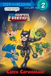 Catch Catwoman DC Super Friends