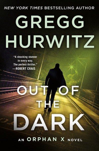 Out of the Dark - Gregg Hurwitz book cover