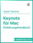Keynote für macOS HighSierra–Einführungshandbuch