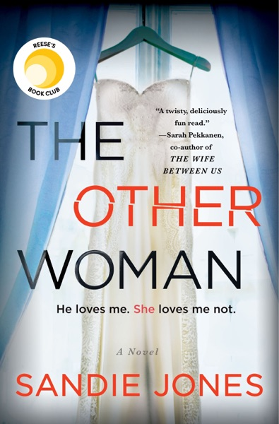 The Other Woman - Sandie Jones book cover