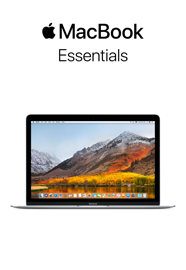 MacBook Essentials book