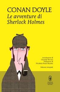 Le avventure di Sherlock Holmes Book Cover