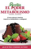Recetas El Poder del Metabolismo Book Cover