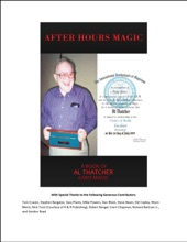 After Hours Magic: A Book of Al Thatcher Card Magic