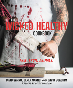 The Wicked Healthy Cookbook Book Cover