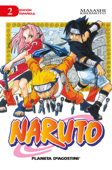 Naruto nº 02/72 Book Cover