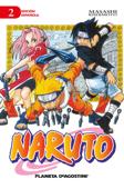 Naruto nº 02/72 Book Cover