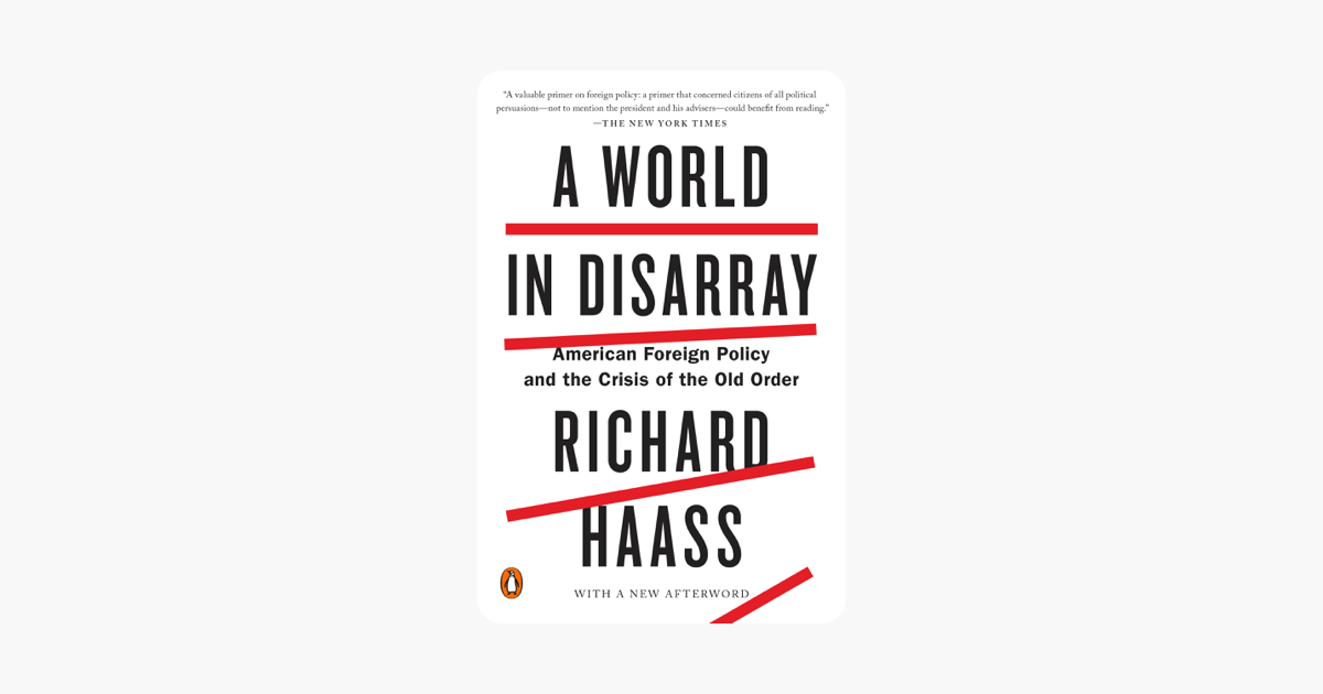 A World in Disarray - Richard Haass