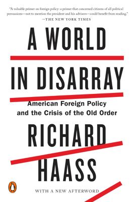 A World in Disarray - Richard Haass book