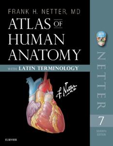 Atlas of Human Anatomy: Latin Terminology Copertina del libro