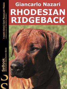 Rhodesian Ridgeback Libro Cover