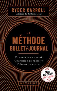La méthode Bullet Journal La couverture du livre martien