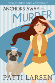 Anchors Away and Murder book
