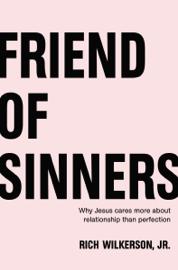 Friend of Sinners book