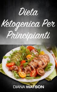Dieta Ketogenica Per Principianti Copertina del libro