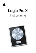 Logic Pro X-Instrumente