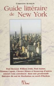 Guide littéraire de New York da Christine Ausseur