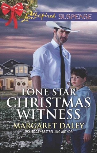 Margaret Daley - Lone Star Christmas Witness