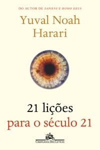 21 lições para o século 21 de Yuval Noah Harari Capa de livro