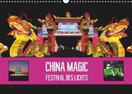 Kalender Zum Selberdrucken China Magic 2018
