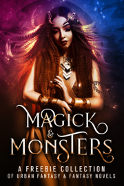 Magick and Monsters book