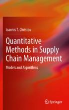 Quantitative Methods in Supply Chain Management