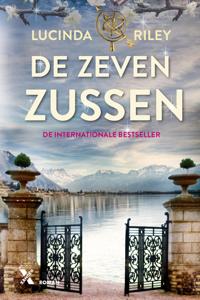 De zeven zussen Boekomslag