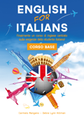 Corso di Inglese, English for Italians Book Cover