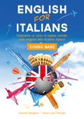 Corso di Inglese, English for Italians Book Cover