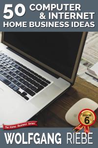 50 Computer & Internet Home Business Ideas La couverture du livre martien