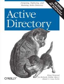 Active Directory book