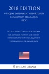 2013-10-23 Energy Conservation Program For Consumer Products And Certain Commercial And Industrial Equipment - Test Procedures For Showerheads US Energy Efficiency And Renewable Energy Office Regulation EERE 2018 Edition