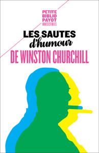Les sautes d'humour de Winston Churchill Couverture de livre