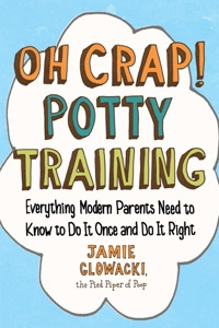 Oh Crap! Potty Training Book Cover