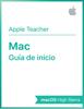 Apple Education - GuГa de inicio de Mac ilustraciГіn