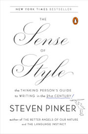 The Sense of Style book