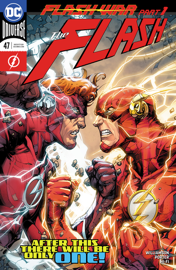 The Flash (2016-) #47 book