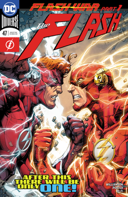 The Flash (2016-) #47 - Joshua Williamson & Howard Porter book