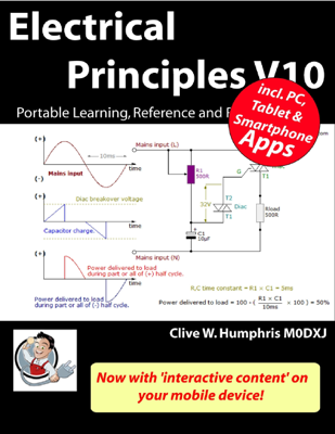Electrical Principles V10 - Clive W. Humphris book