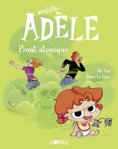 Mortelle Adèle, Tome 14 La couverture du livre martien