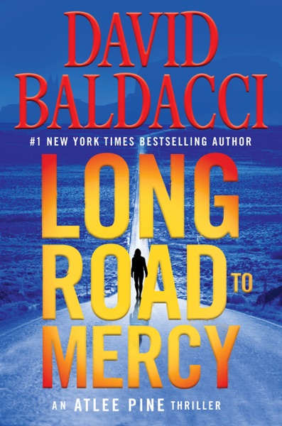 Long Road to Mercy - David Baldacci book cover