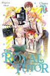 The Royal Tutor Chapter 70