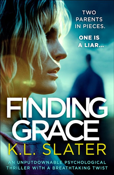 Finding Grace - K.L. Slater book cover