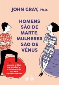 Homens são de Marte, mulheres são de Vênus Book Cover
