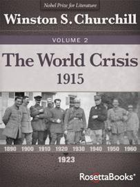 The World Crisis, 1915 book