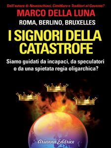 I signori della catastrofe Libro Cover