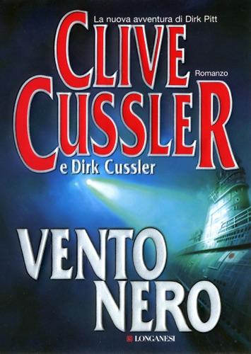 Clive Cussler & Dirk Cussler - Vento nero