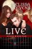 Melissa Stevens - Live artwork