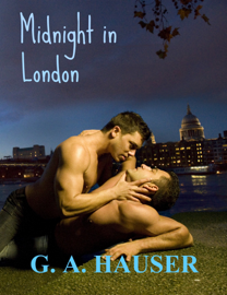 Midnight in London M/M - G.A. Hauser book summary